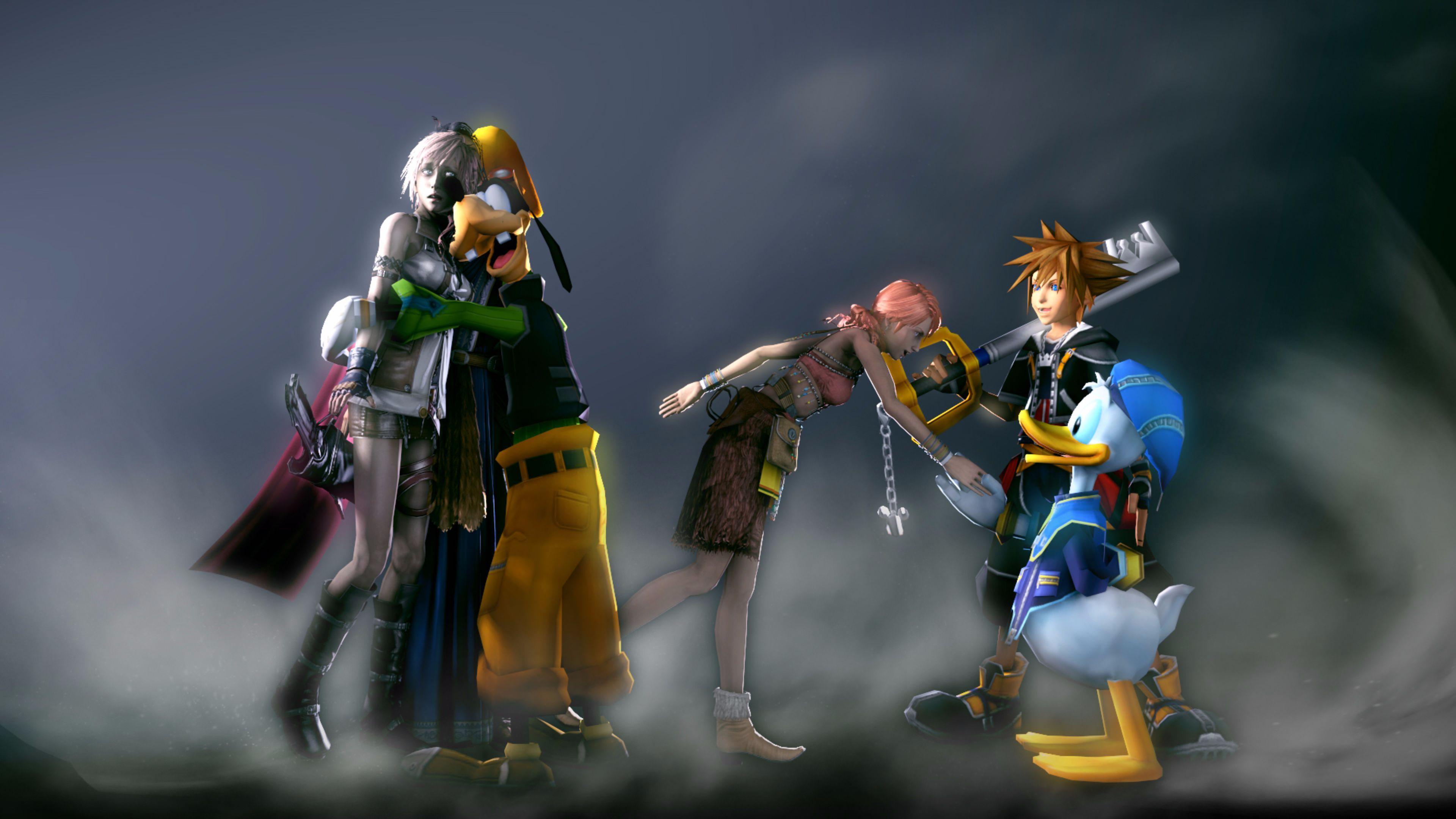 Kingdom Hearts 3 Widescreen Wallpaper 67190 3840x2160px